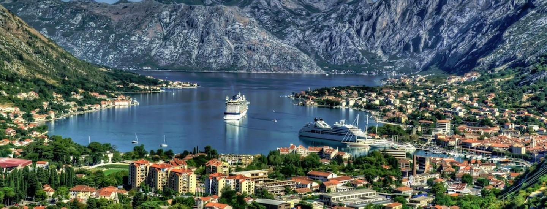 Montenegró június 11-16.